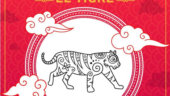 El Tigre es el animal más impulsivo del Horóscopo Chino. (Foto: GEC)