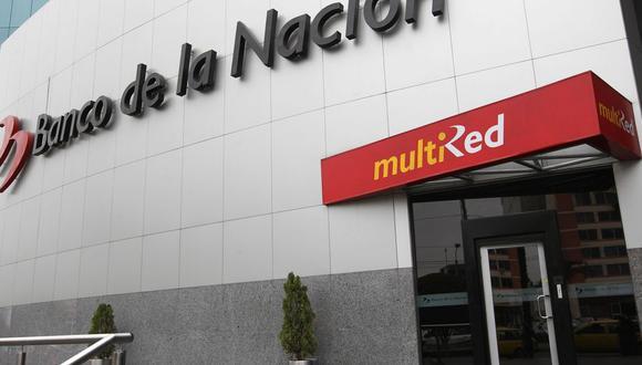 """""""El Banco de la Nación no te las pedirá [las claves] por ningún medio"""". (Foto: GEC)"""