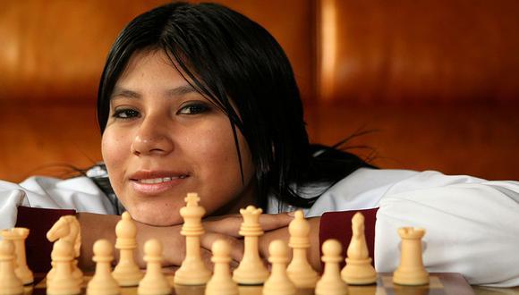 Deysi Cori se coronó campeona continental de ajedrez por cuarta ocasión. (Foto: Miguel Carrillo/El Comercio)