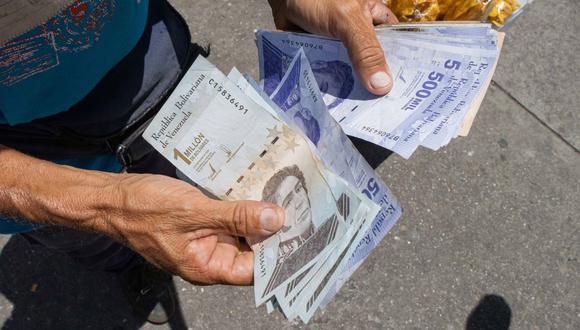 Sepa aquí a cuánto se cotiza el dólar en Venezuela este 18 de agosto de 2021. (Foto: EFE)