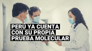Prueba molecular peruana está lista para ser producida y comercializada