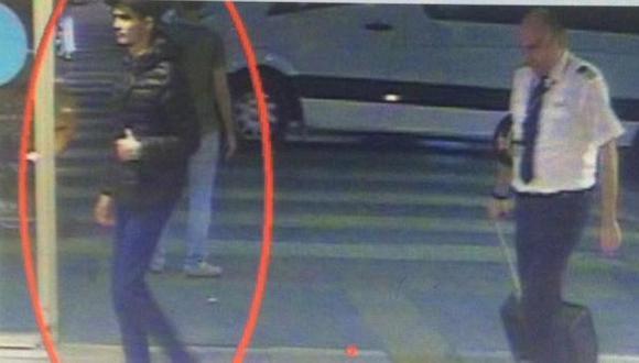 Turquía: la primera foto de uno de los terroristas de Estambul