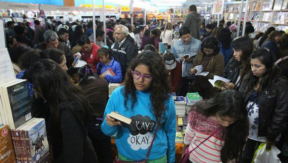 FIL Lima 2014 superó asistencia y ventas del año anterior