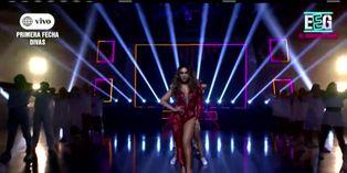 """EEG: Así fue el inicio de """"Divas 2020"""" al estilo de Shakira en el Super Bowl"""