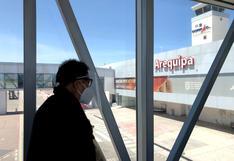 COVID-19 en Arequipa: suspenden transporte aéreo, terrestre y ferroviario por incremento de casos