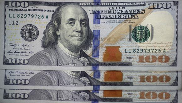 El índice dólar avanzaba un 0.62% frente a una cesta de monedas de referencia.(Foto: GEC)