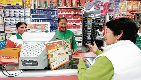 Farmacias: ley impide multas más altas por concertar precios