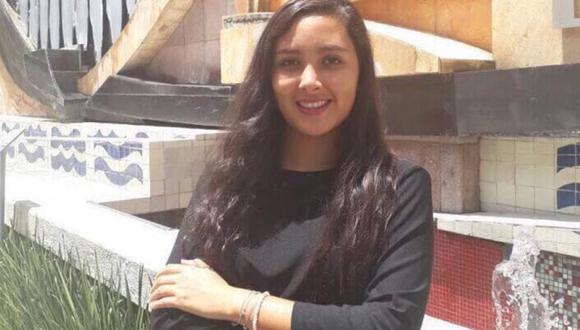 Mara Fernanda Castilla salió de Veracruz para estudiar Ciencia Política en la UPAEP. (Foto: Facebook)