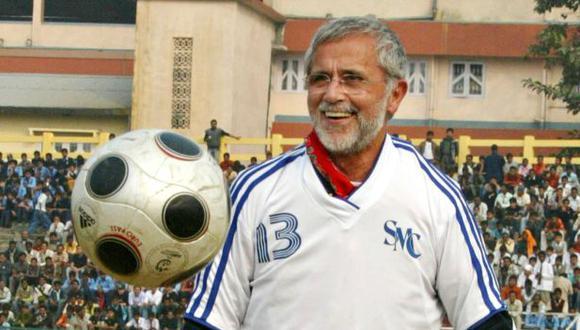 Gerd Müller fue campeón con Alemania Occidente del Mundial 1974. (Foto: AFP)