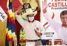 Pedro Castillo: el plan de gobierno de Perú Libre vs. los compromisos firmados