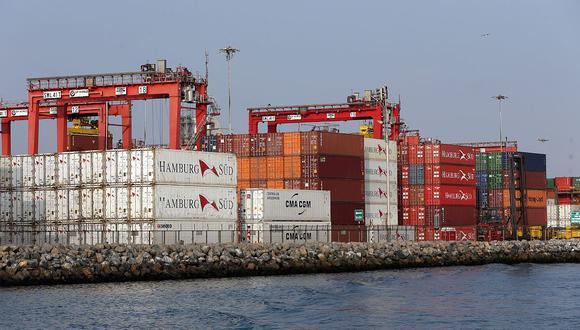 El denominado Muelle Bicentenario iniciará sus operaciones en 2024, según estima DP World. (Foto: GEC)