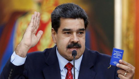 """Unión Europea pide a Maduro convocar elecciones """"en los próximos días"""". (Reuters)"""