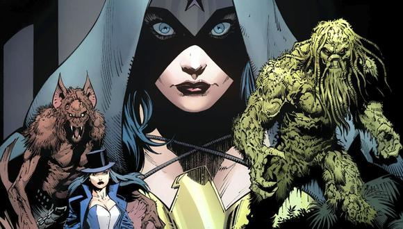 Justice League Dark: ¿qué es y por qué es importante el nuevo proyecto de DC con J.J. Abrams? (Foto: DC Comics)