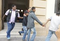 Callao: dictan prisión preventiva para tres sujetos acusados de matar a mujer con 8 meses de gestación