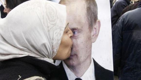 Así se vive en Damasco la intervención rusa en Siria