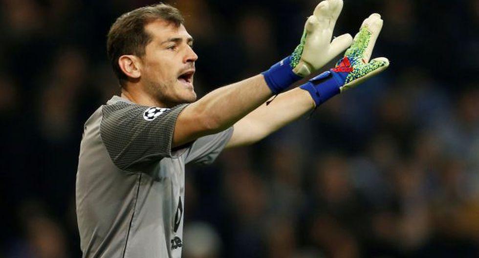 Iker Casillas fue operado en la mañana del miércoles. (Foto: Reuters)