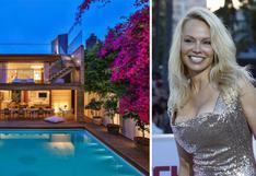 Pamela Anderson cumple 53 años: conoce su lujosa mansión en Malibú | FOTOS