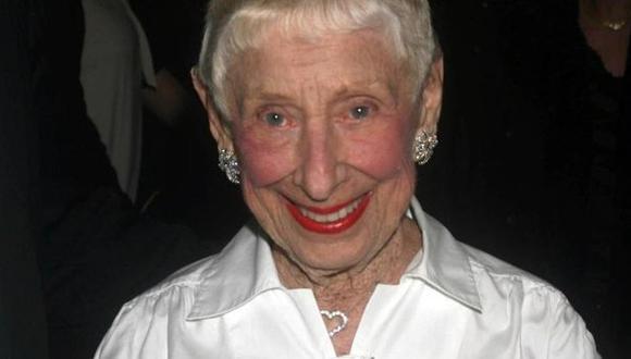 Leah Adler, madre de Steven Spielberg, murió a los 97 años