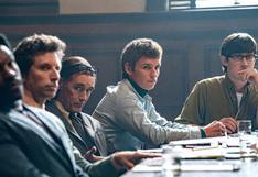 """""""The Trial of the Chicago 7"""": la crítica de Sebastián Pimentel a la película nominada a los Golden Globes"""