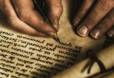 Tecnología revela historias invisibles escondidas en libros