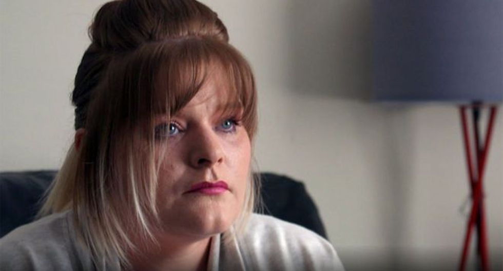 Jacquie perdió a toda su familia por sobredosis de drogas. (Foto: BBC Mundo)