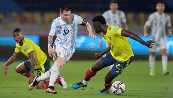 Con Lionel Messi a la cabeza: los convocados de la selección argentina para la Copa América 2021. (Foto: AFP)