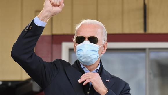 La Corte Suprema de Nevada certifica la victoria de Joe Biden tras una reñida disputa con Trump. (Foto: Angela Weiss / AFP).