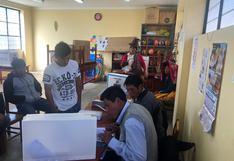 Elecciones 2018: ¿Cuántas mesas de votación se han instalado hasta ahora?