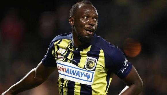 Atrás quedaron los días en donde Usain Bolt alcanzó la fama por ser el plusmarquista más importante del mundo. Ahora iniciará una nueva aventura; esta vez en los terrenos de fútbol. (Foto: AP)