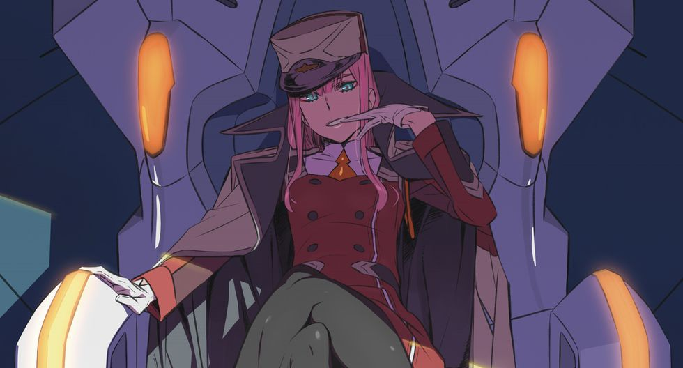 """Darling in the Franxx"". (Foto: Trigger)"