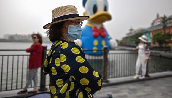 Disney ya acepta reservas para visitar su parque de Orlando a partir de julio. (Foto: AFP)