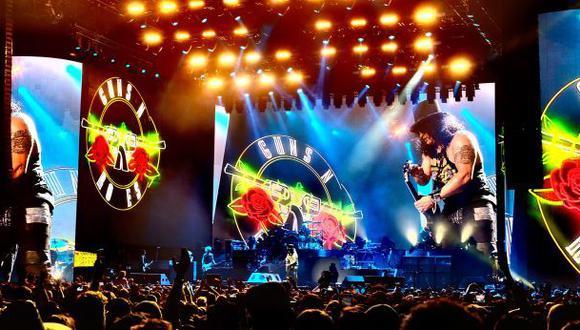 Guns N' Roses: ¿Vas al concierto hoy? Mira estos consejos