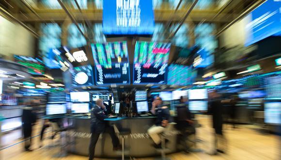 El Dow Jones de Industriales, el principal indicador, restó 623.34 puntos, un 2.37%. (Foto: AFP)