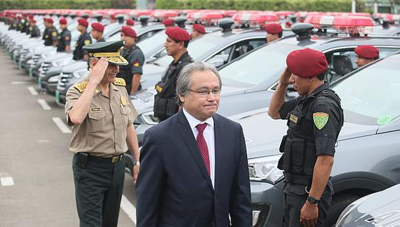 Albán dispuso uso del polígrafo para prevenir corrupción en PNP