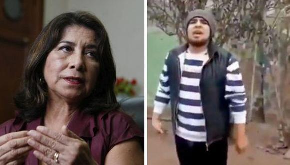 Martha Chávez y Aron Cotrina han protagonizado hechos considerados racistas en los últimos días. (GEC / Facebook)