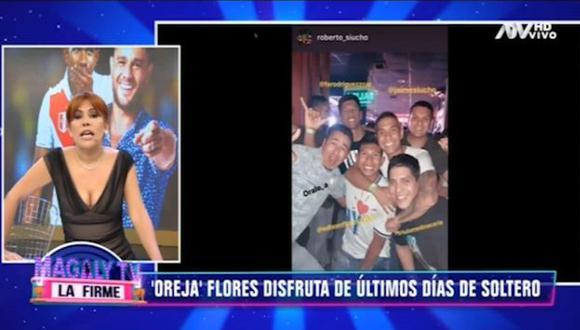 Edison Flores disfruta de unas merecidas vacaciones a poco de contraer matrimonio con Ana Siucho. (Foto: ATV)