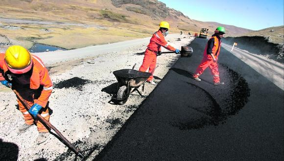 El monto total ejecutado por los tres niveles de gobierno en noviembre ascendió a S/3.883 millones. (FOTO: LINO CHIPANA/EL COMERCIO)