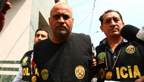 Julio César Mogollón tiene cuatro denuncias de agresión contra la mujer. (Foto: Cesar Grados/GEC)