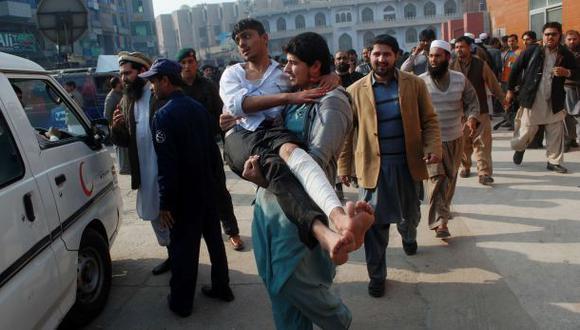 Masacre en Pakistán: Estudiante se hizo el muerto y sobrevivió