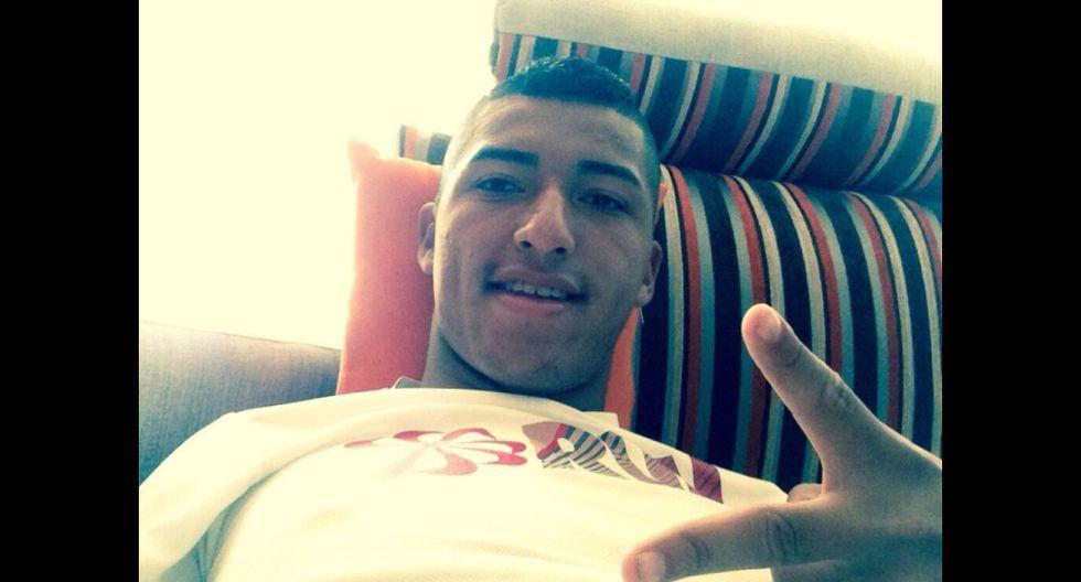 De Ruidíaz a Pizarro: los 'selfies' de los jugadores peruanos - 6