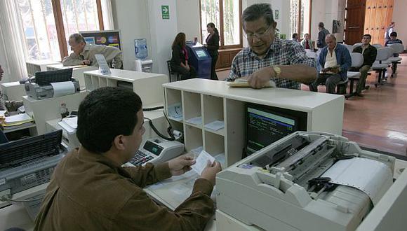 Independientes no gozarían de menor Impuesto a la Renta en 2015