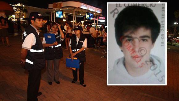 Hijo de Silva Martinot: policía no sabe el paradero del joven