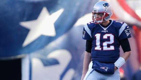 Tom Brady fue anunciado como jugador de Tampa Bay Bucaneers en marzo pasado. (Foto: AFP)