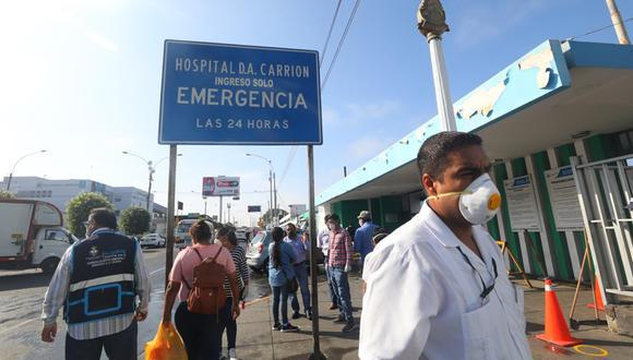 """La pandemia ha desnudado las falencias del sistema sanitario como ningún otro momento en la historia"", manifiesta Molina. (Foto: Gonzalo Córdova/ GEC)"