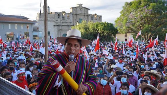 La minería mira con expectativa el triunfo electoral de Perú Libre en las zonas de mayor raigambre minera, como Cajamarca (Foto: Perú Libre)