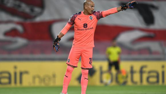 Sebastián Sosa vaticinó atajar un penal a Boca Juniors en el minuto final del partido contra Independiente.