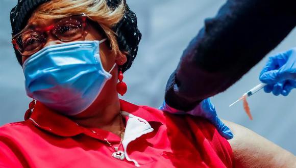 Coronavirus en Estados Unidos | Últimas noticias | Último minuto: reporte de infectados y muertos hoy, miércoles 17 de febrero del 2021 | Covid-19. (Foto: EFE/Erik S. Lesser).