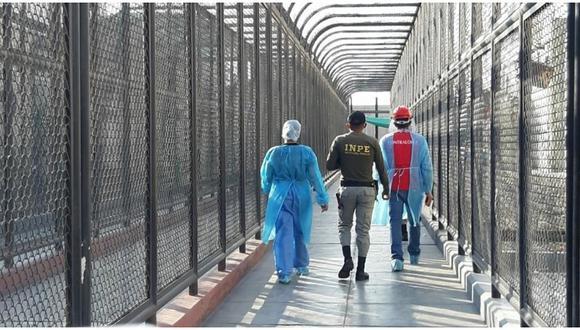 Trujillo: Contraloría advierte riesgo de propagación del COVID-19 por sobrepoblación y falta de medicinas en penal 'El Milagro'. (Foto referencial)