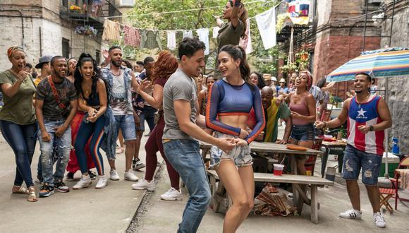 """""""In the Heights"""" tendrá su preestreno en Los Ángeles Latino Film Festival. (Foto; Macall Polay/Warner Bros. Entertainment)"""