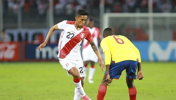 Christofer Gonzales fue oficializado como jugador de Sporting Cristal (Foto: GEC).